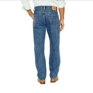 Levi's 550 Relaxed Fit Straight Leg Jeans 40x30